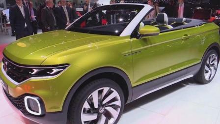 大众推出新款敞篷SUV, 只卖13万! 本田XRV要卖不出去了
