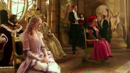 爱丽丝梦游仙境-红桃皇后脑袋为什么这么大, 看完你就明白了