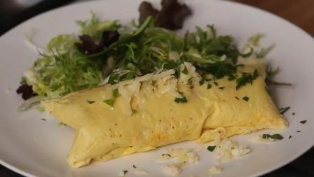 外国网友也震惊的芝士鸡蛋卷做法, 大厨教你怎么做!