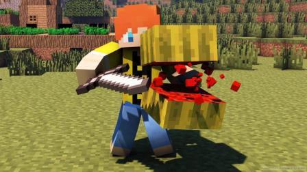 肥皂解说 我的世界RPG《另一个世界》4: 高科技城堡, 完结! Minecraft地图