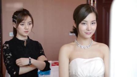 爸爸和女儿的同学结婚, 女儿请来老爸前任砸场子, 新娘霸气解决