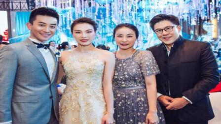 吴敏霞夫妇办豪华婚礼, 郭晶晶霍启刚成亮点, 网友: 他俩才像新人
