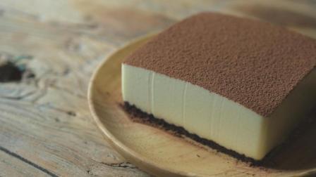 不用烤箱, 不用面粉, 教你搅一搅就能制作的蛋糕, 用的材料是重点