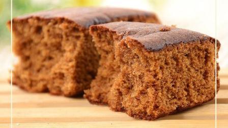 红枣蛋糕最正确的做法, 一分钟学会