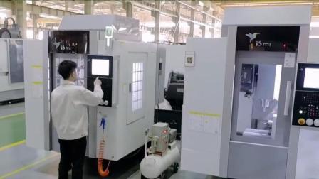厉害了我的国: 中国智能数控机床I5, 这种设备连数控大国德国也生产不了