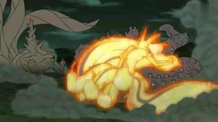 """火影忍者: 斑爷说""""多重影分身""""属于禁术中的高级忍术, 鸣人从小就开挂哦"""