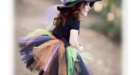醉美织城手工坊TUTU纱蓬蓬半身裙制作视频超级简单的裙子编织款式