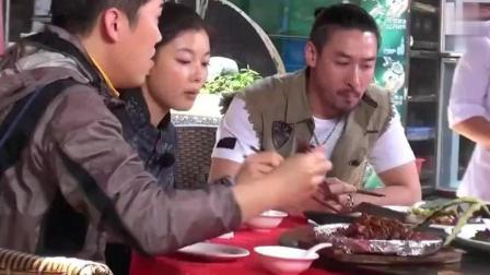 韩国明星来中国, 看到松鼠桂鱼后瞬间懵逼, 这就是梦想中的中国美食!