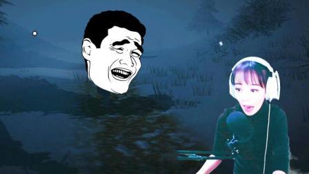 雪山遇巨大雪人, 砍柴烧火烹饪喵女子《鬼畜版天线宝宝3》4 单机游戏 恐怖游戏