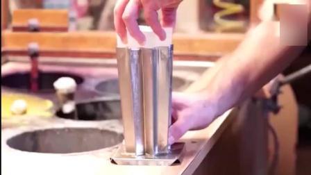 手工蜡烛的制作, 制作的很漂亮