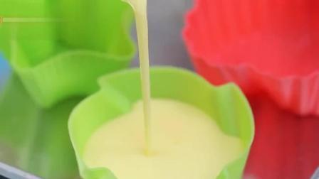 甜点控: 橙皮奶酪布丁