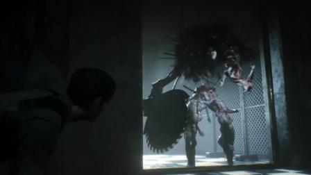 纯黑《恶灵附身2》P1 唯一可以战胜恐惧的力量: 工口