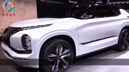 三菱黑科技, 霸气外观超路虎SUV, 只要哈弗H6的价格, 国产车的劲敌来了