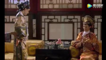 甄嬛传 甄嬛回宫后第一次和皇后单独见面 两人对话句句深意