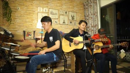 【Kevin出品】吉他弹唱 时光(抚琴, 桃子, kevin)