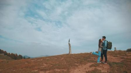 Claire梦小姐 山西景区分享游记vlog云顶山