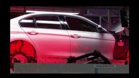 德国宝马汽车组装生产线, 太牛了