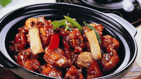 台湾新鲜的三杯鸡做法, 肉香汁美, 只因加了它!