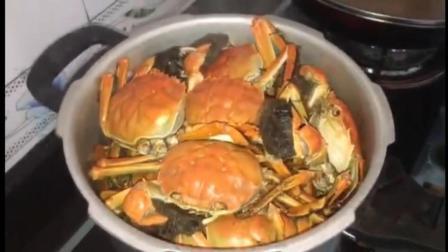 最新的螃蟹做法, 超简单!