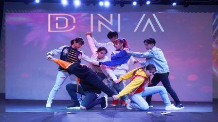 韩舞:BTS - DNA 舞蹈练习(天舞)温哥华
