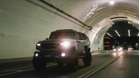 """真正的马路""""坦克"""" Rezvani推出首款战术性SUV"""