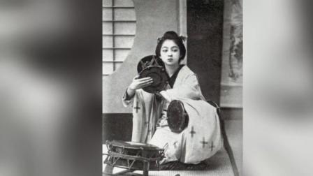 直击: 一百年前历史上真实日本女人的老照片, 相貌清秀和现在差别很大!