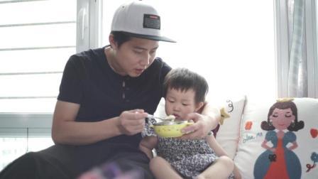 虾仁玉米粥——小爸爸的奇妙厨房