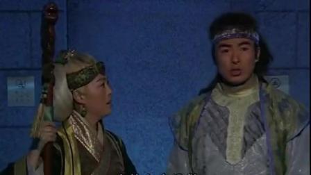 荀日照练得神功, 密室中发现了诸葛亮和八大将军的座像
