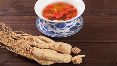 人参枸杞红枣粥, 喝上7天猛如虎, 比牛鞭鹿茸都好使