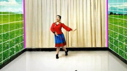 简单好学的中老年健身舞, 大众广场舞《原香草》