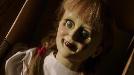 几分钟看懂美国惊悚恐怖电影《安娜贝尔2》