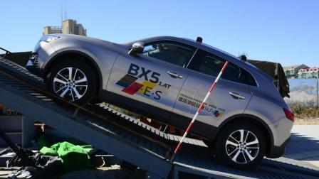 宝沃BX5 1.4T车型试驾评测 星哥侃车-星哥侃车