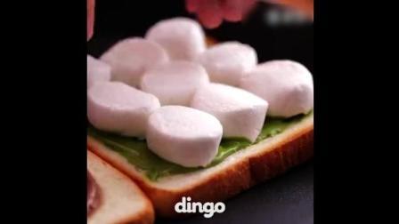 【棉花糖吐司】日式棉花蛋糕学会了嘛, 再分享一款棉花糖吐司