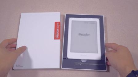 iReader电子书开箱, 打开箱子的一瞬间我就呆住了!