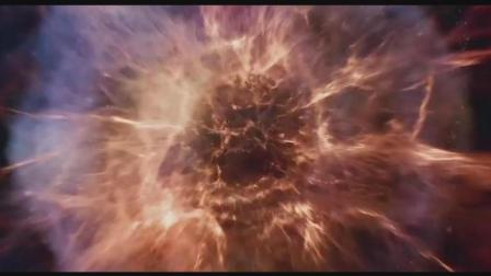 1分钟让你体验宇宙诞生之旅, 之后的神奇艺术变化让人惊叹!