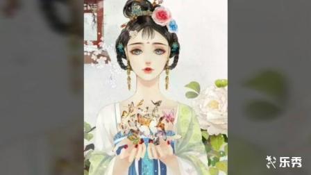 动漫女生精美图片视频合集!