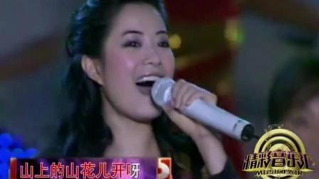 徐怀钰一首经典老歌《踏浪》动感旋律, 还是这么好听!