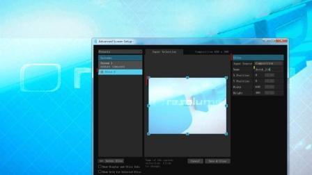 Resolume_Avenue_4_监视器与导航面板_教程