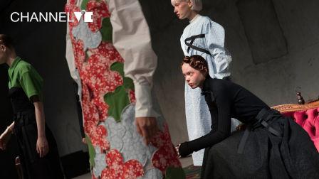 ViE呈现|先锋时尚艺术节日记 DAY 1