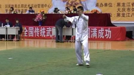 2006年全国传统武术交流大赛 男子器械 127 男子C组双节棍