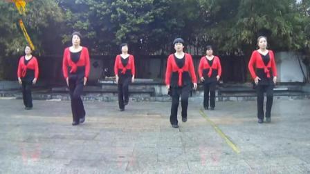 中老年最爱的健身舞, 简单广场舞《幸福舞步》