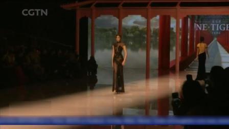 超美超华丽的中国时装秀