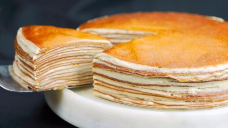来下厨吧 第一季 皮薄不甜腻的乌龙茶千层蛋糕 50