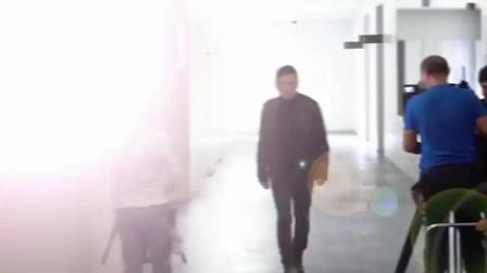 《使徒行者2》花絮: 苗侨伟走台引嗨全场, 周柏豪脑子里想的什么
