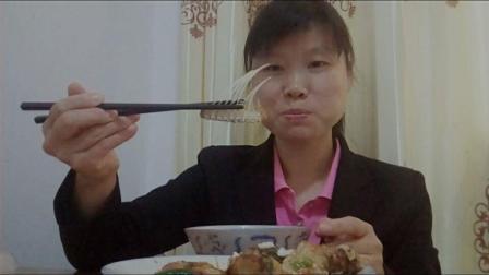 吃播视频 红烧鱼用什么鱼好 红烧鱼加什么配菜好吃