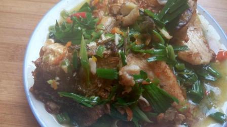 红烧鱼块怎么做好吃又简单 红烧鱼块的家常做法视频