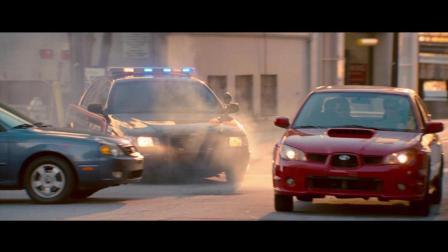 斯巴鲁汽车 最强电影广告 然并卵