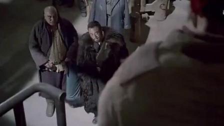 杨子荣遭到恶人揭发他底细, 老八处处护着杨子荣没的说