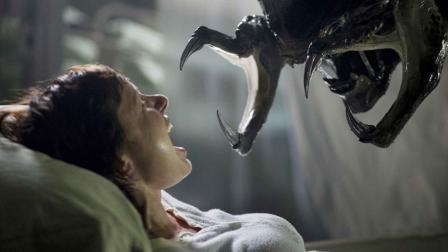 最强铁血异形袭击医院, 孕妇惨遭寄生! 速看科幻恐怖片《异形大战铁血战士2》