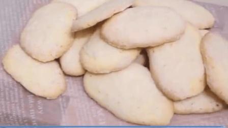 美味食谱: 手指饼干这么做简单易学, 小孩最好的零食!